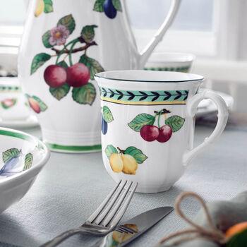 French Garden Kaffee- & Frühstücksset