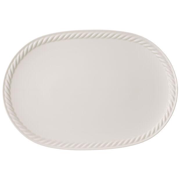 Montauk ovale Platte, , large
