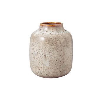 Lave Home Vase Shoulder, 12,5x12,5x15,5cm, Beige