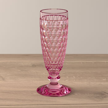 Boston Coloured Sektglas Rose