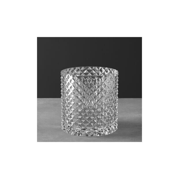 Pieces of Jewellery Vase/Windlicht 180mm, , large