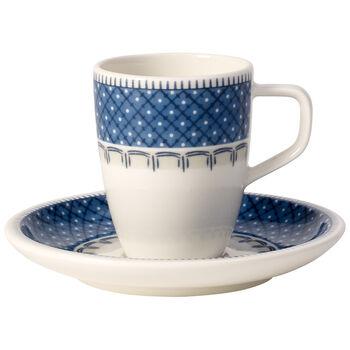 Casale Blu Mokka-/Espresso-Set 2-teilig