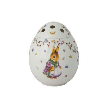 Spring Fantasy eiförmige Vase Emma und Paul, 21 cm, bunt