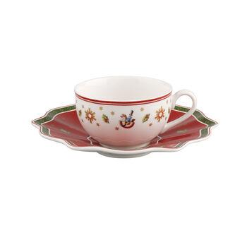 Toy's Delight Kaffee-/Teetasse mit Untertasse 2tlg.