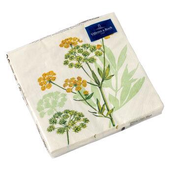 Papier Servietten Althea Nova, 33 x 33 cm, 20 Stück