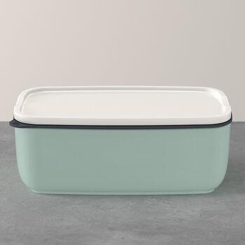 ToGo&ToStay Lunchbox, 20x13x7,5cm, eckig, mintgrün