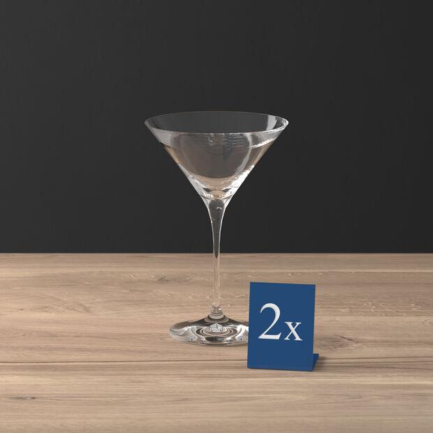Purismo Bar Cocktail-/Martiniglas 2er-Set, , large