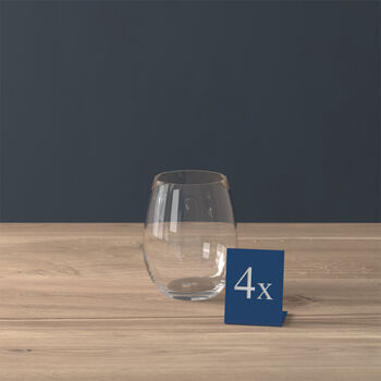 Entrée Wasserglas, 480 ml, 4 Stück