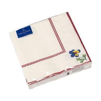 Papier Servietten Petite Fleur,  33 x 33 cm, 20 Stück