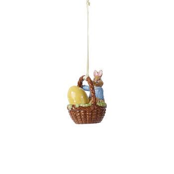 Bunny Tales Ornament-Korb Max