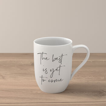 """Statement Becher """"The best is yet to come"""""""