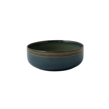 Crafted Breeze Bol, graublau, 16 cm