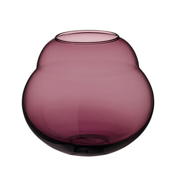Jolie Mauve Vase/Windlicht
