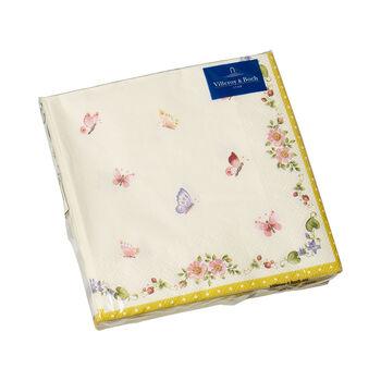 Oster Accessoires Servietten, Schmetterling, 33 x 33 cm, 20 Stück