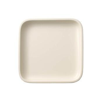 Clever Cooking quadratische Servierplatte 22 x 22 cm