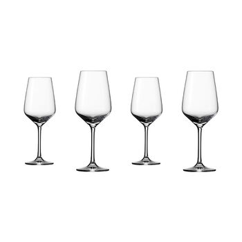 vivo | Villeroy & Boch Group Voice Basic Glas Weißweingläser-Set 4-teilig