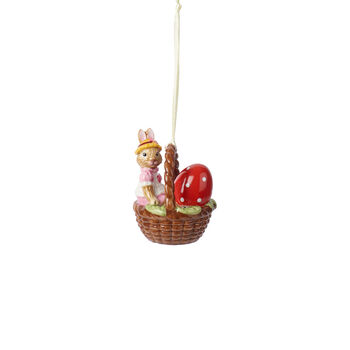 Bunny Tales Ornament-Korb Anna
