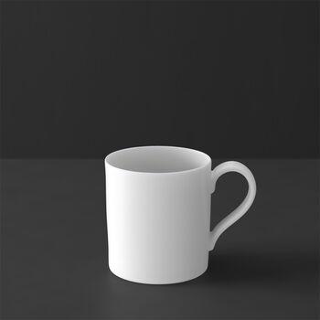 MetroChic blanc Kaffeetasse, 210 ml, Weiß