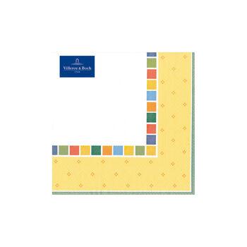 Papier Servietten Twist Alea,  33 x 33 cm, 20 Stück