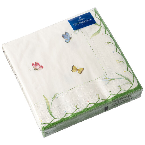 Papier Servietten Colourful Spring, 25 x 25 cm, 20 Stück, , large