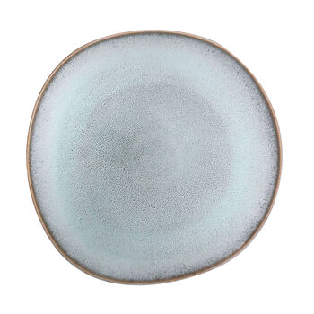Lave Glacé Speiseteller, türkis, 28 x 28 x 2,7 cm