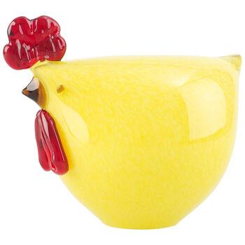 Special offer Huhn gelb 17x15cm