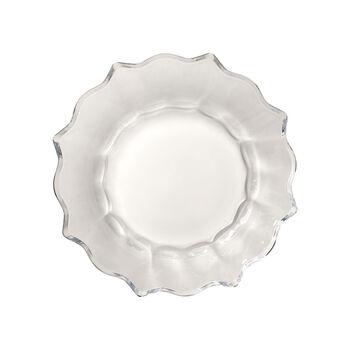 Christmas Glass Accessories Schale, klar, 25 cm, 850 ml