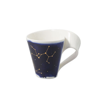 NewWave Stars Becher Schütze, 300 ml, Blau/Weiß