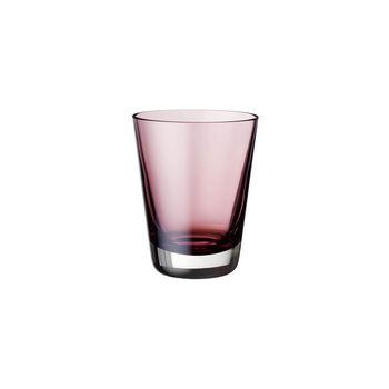 Colour Concept Wasserglas / Longdrink / Cocktail burgundy 108mm