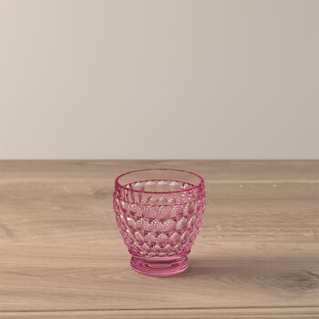 Boston Coloured Shot-Glas Rose