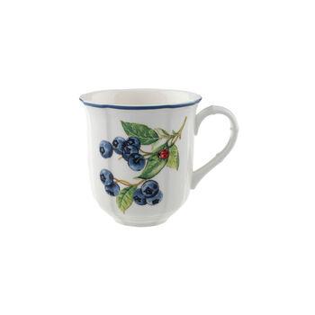Cottage Kaffeebecher mit Henkel