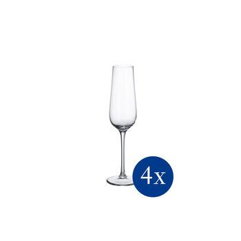 Purismo Specials Champagnerkelch Set 4 tlg