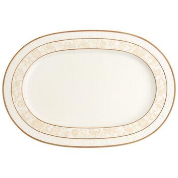 Ivoire Platte oval 41cm