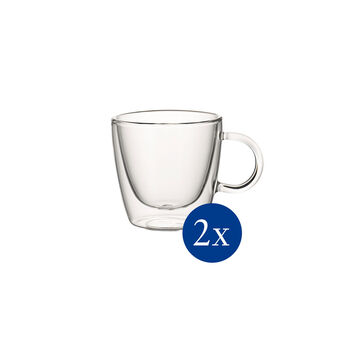 Artesano Hot&Cold Beverages Tasse Größe M Set 2 tlg. 80mm