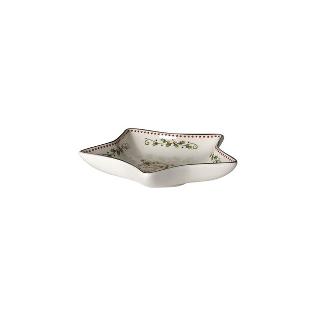 Winter Bakery Delight Star bowl small, Tree 13cm, , large