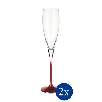 Allegorie Premium Rosewood Champagner Set 2tlg. 300mm