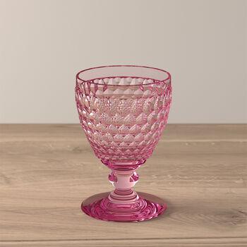 Boston Coloured Weißweinglas Rose