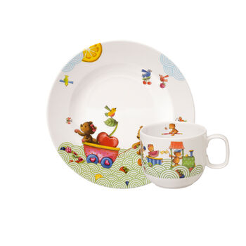 Hungry as a Bear Kinder Frühstücks-Set, 2tlg.