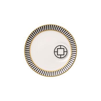 MetroChic Mokka-/Espressountertasse 14,5x14,5x1,5cm