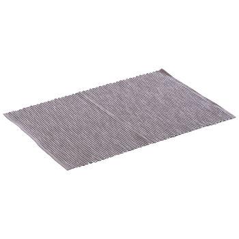 Textil News Platzset Breeze 21 grau 35x50cm