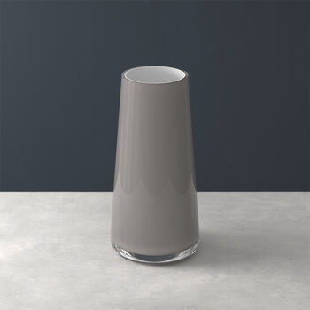 Deko-Vase Numa Pure Stone 34 cm
