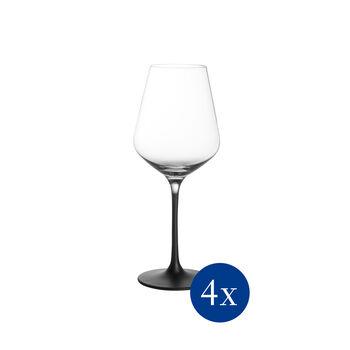 Manufacture Rock Weißweinglas, 4 Stück, 380 ml
