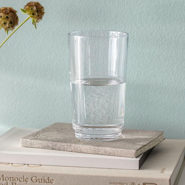 like. by Villeroy & Boch it's my match Longdrinkglas-Set, klar, 8 x 14 cm, 2-teilig, , large