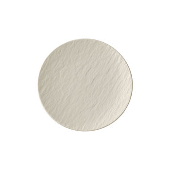 Manufacture Rock blanc Brotteller 15,5x15,5x2cm