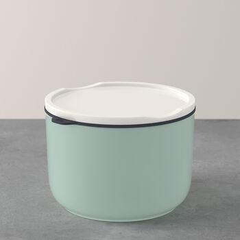 ToGo&ToStay Lunchbox, 13x9,5cm, rund, mintgrün