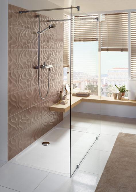 Rollstuhlgerechte Dusche Ma?e : Ein barrierefreies Badezimmer kombiniert Funktionalit?t mit sch?nen