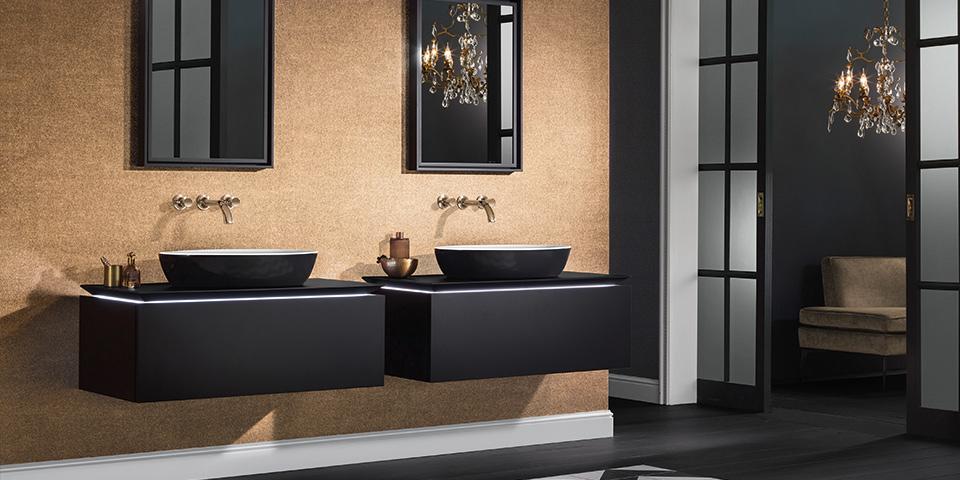 Farbgestaltung im Badezimmer – individuelles Design