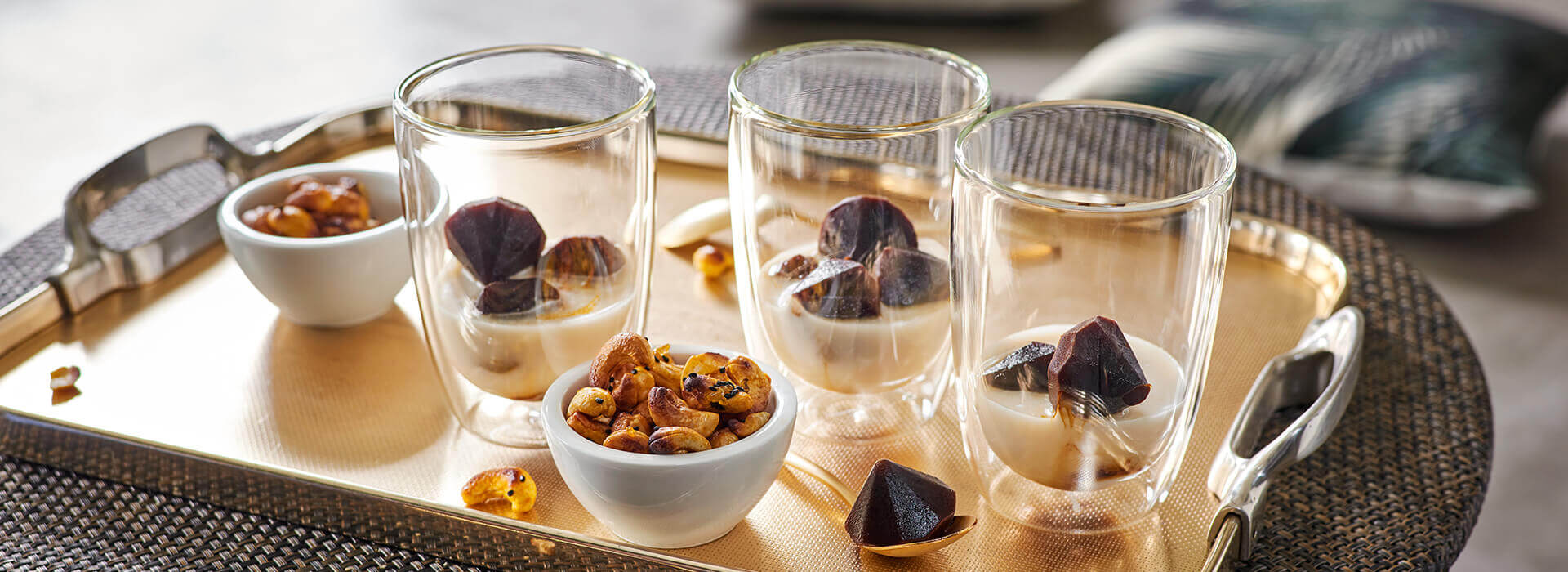 Villeroy boch for Passion coffee