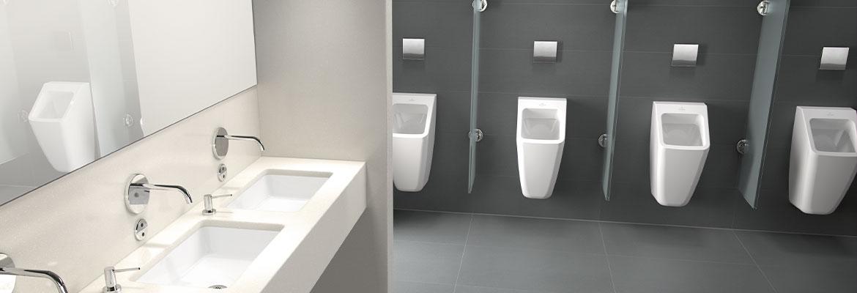 absaug urinale von villeroy boch. Black Bedroom Furniture Sets. Home Design Ideas