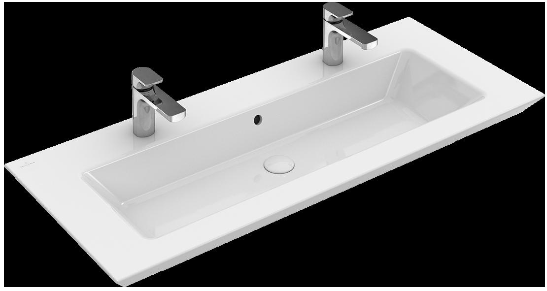 legato schrankwaschtisch eckig 4153c1 villeroy boch. Black Bedroom Furniture Sets. Home Design Ideas